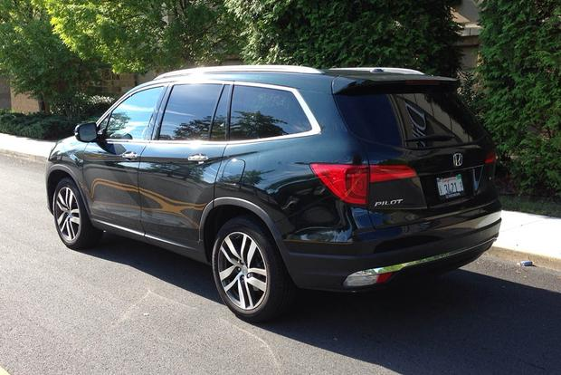 2016 Honda Pilot: Auto Stop/Start featured image large thumb1