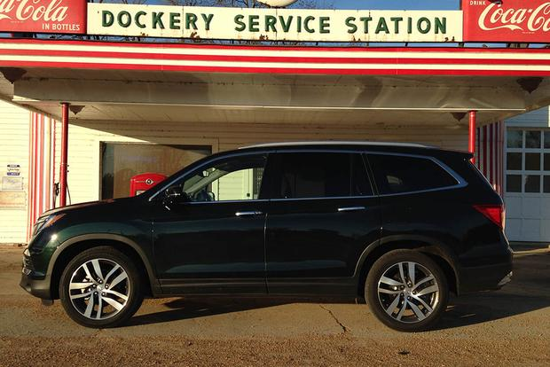 2016 Honda Pilot: Road Trip To Mississippi featured image large thumb1