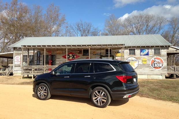2016 Honda Pilot: Catching Up