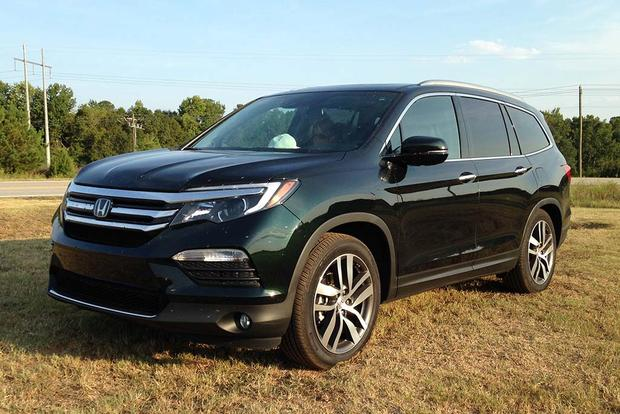 2016 Honda Pilot: Road Trip to New Orleans