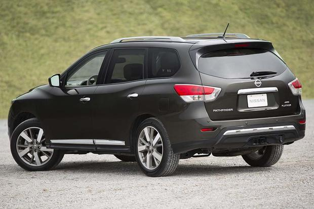 2016 Nissan Pathfinder New Car Review Featured Image Large Thumb2