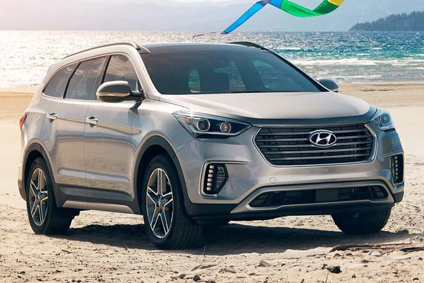 2016 honda pilot vs 2017 hyundai santa fe which is for New honda pilot 2017