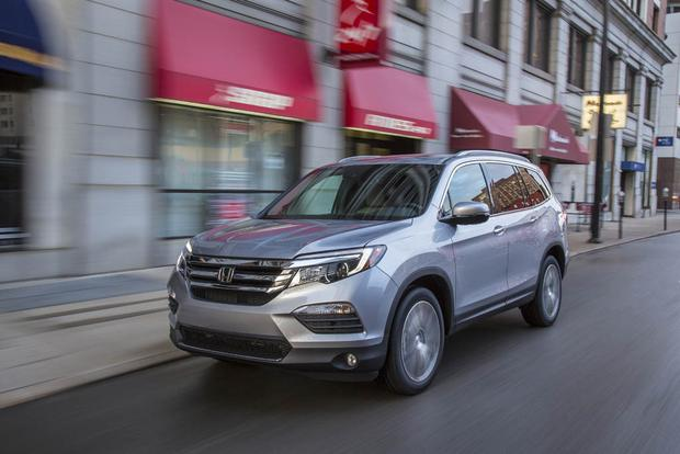 2017 Honda Pilot: New Car Review