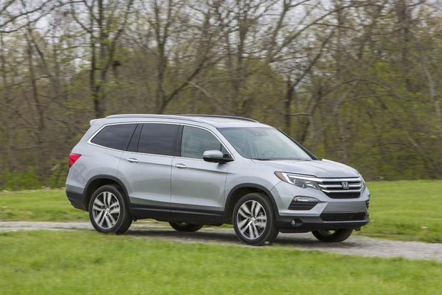 2017 Honda Pilot: New Car Review - Autotrader