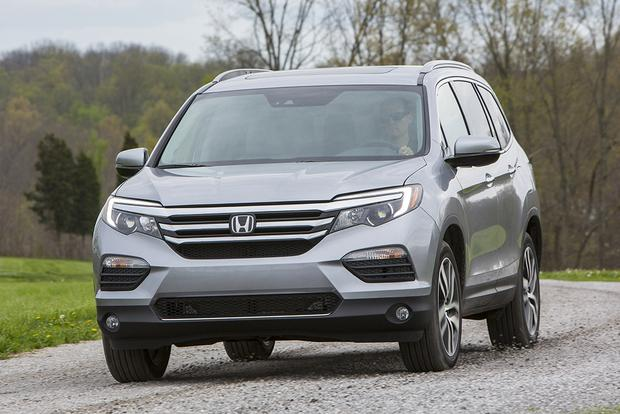 New Honda Pilot Vs Used Acura Mdx Which Is Better Autotrader