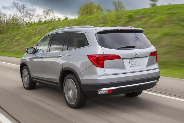 New Honda Pilot vs. Used Acura MDX: Which Is Better? - Autotrader