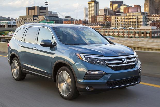 2018 Honda Pilot: New Car Review featured image large thumb5