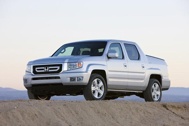 2011 Honda Ridgeline: Used Car Review featured image large thumb1