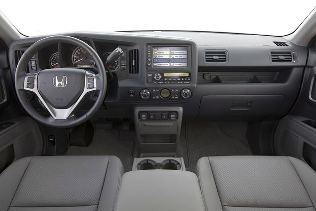 2011 Honda Ridgeline: Used Car Review featured image large thumb3