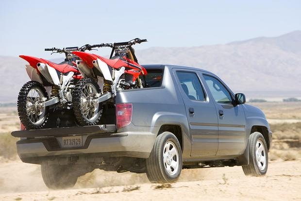 2011 Honda Ridgeline: Used Car Review featured image large thumb4