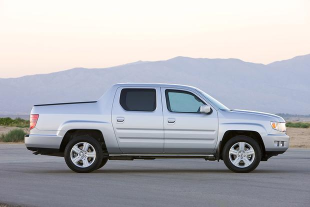 2011 Honda Ridgeline: Used Car Review featured image large thumb5