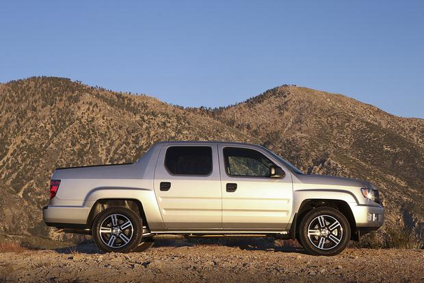 2012 Honda Ridgeline: Used Car Review featured image large thumb2