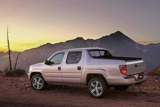2012 Honda Ridgeline: Used Car Review featured image large thumb3