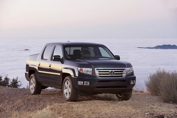 2012 Honda Ridgeline: Used Car Review featured image large thumb5