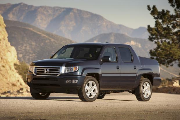 2012 Honda Ridgeline: Used Car Review featured image large thumb1