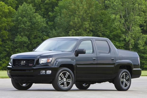 2013 Honda Ridgeline: Used Car Review featured image large thumb1
