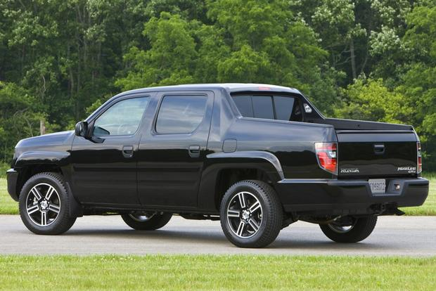 2014 Honda Ridgeline: Used Car Review - Autotrader