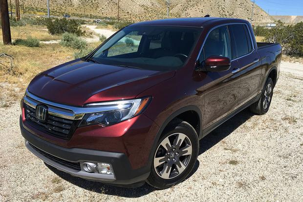 2017 Honda Ridgeline: The Best Car/Truck Around featured image large thumb0
