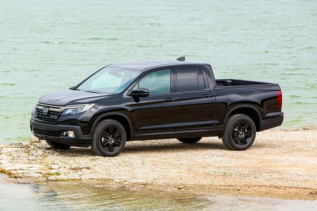 2017 Honda Ridgeline vs. 2017 Chevrolet Colorado: Which Is Better? featured image large thumb11