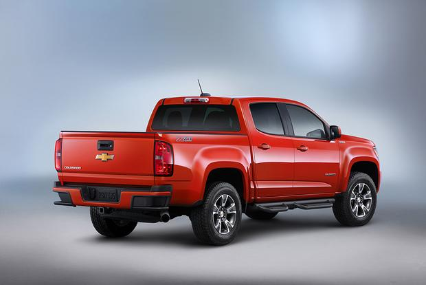 2017 Honda Ridgeline vs. 2017 Chevrolet Colorado: Which Is Better? featured image large thumb6