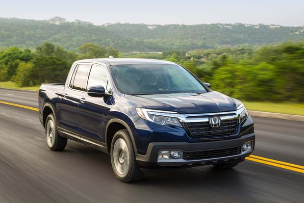 2017 Honda Ridgeline: New Car Review featured image large thumb0
