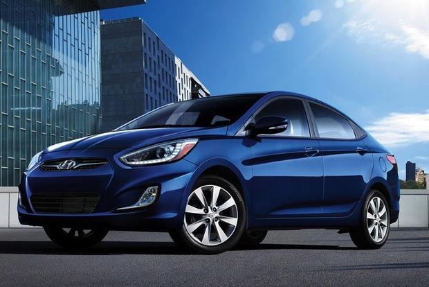 2014 Hyundai Accent: New Car Review featured image large thumb0