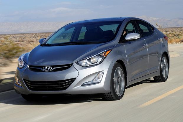2015 Hyundai Accent Vs 2015 Hyundai Elantra What S The
