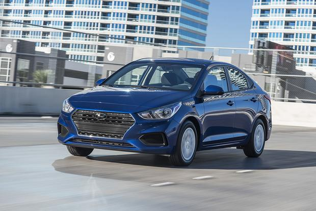 2018 Hyundai Accent: New Car Review featured image large thumb0