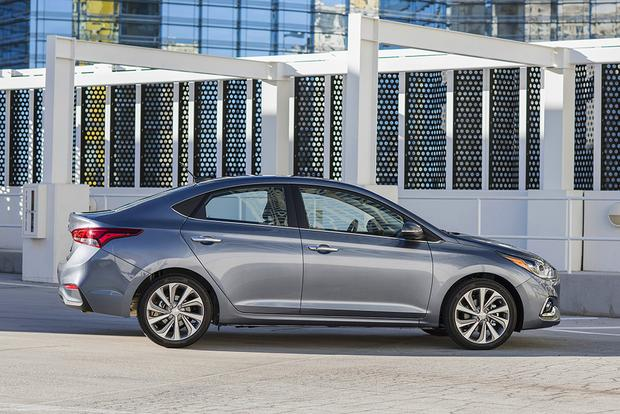 2018 Hyundai Accent: New Car Review featured image large thumb3