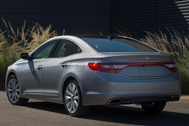 2015 Hyundai Azera New Car Review Autotrader