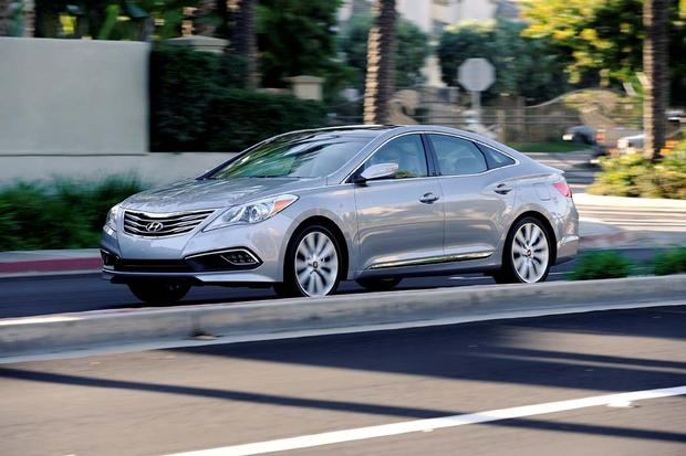 2016 Hyundai Azera: New Car Review