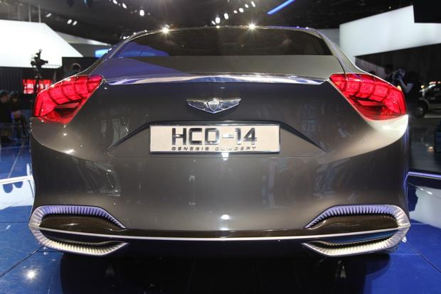 Hyundai HCD-14 Genesis Concept: Detroit Auto Show featured image large thumb6
