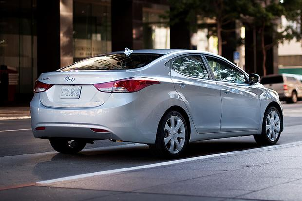 2011 Hyundai Elantra: Used Car Review featured image large thumb1