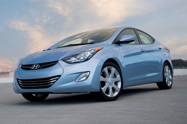 2011 Hyundai Elantra: Used Car Review featured image large thumb4
