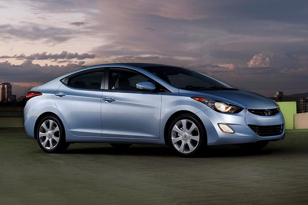 2011 Hyundai Elantra: Used Car Review featured image large thumb0