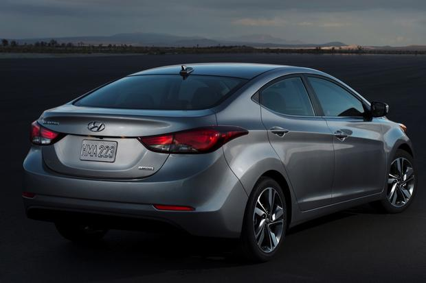 Good 2014 Hyundai Elantra: New Car Review Featured Image Large Thumb7