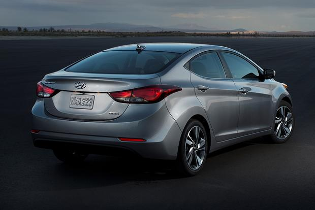 2015 Hyundai Elantra New Car Review Autotrader