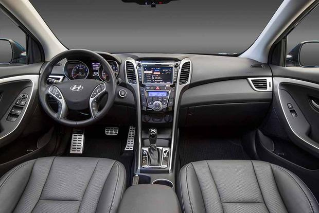 2016 Hyundai Elantra Gt New Car Review Autotrader