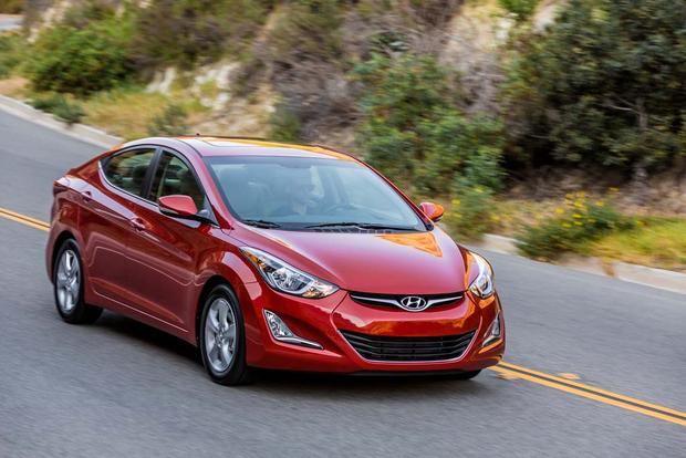 2016 Hyundai Elantra: New Car Review