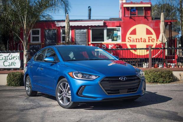 2017 Hyundai Elantra: First Drive Review featured image large thumb1