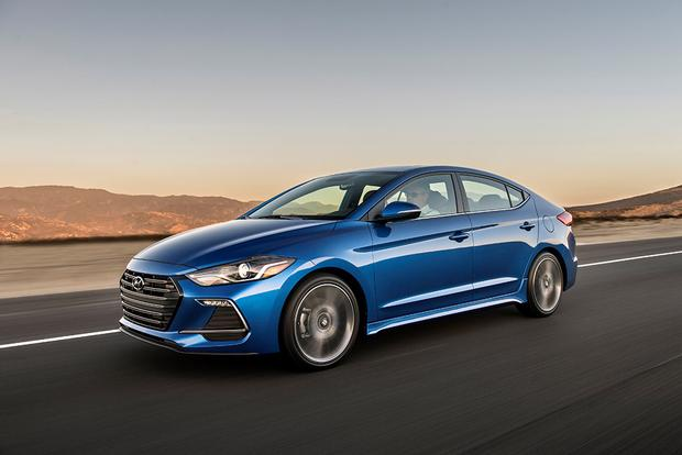 2017 Hyundai Elantra Sport: First Drive Review featured image large thumb0