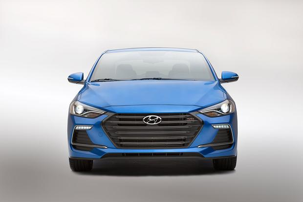 2017 Hyundai Elantra Sport: First Drive Review featured image large thumb2