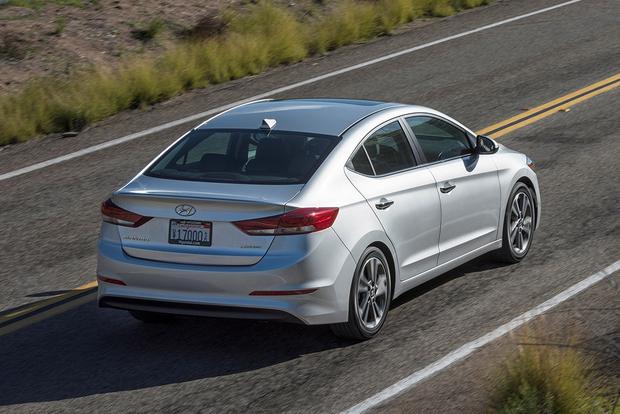 2018 Hyundai Elantra: New Car Review featured image large thumb2