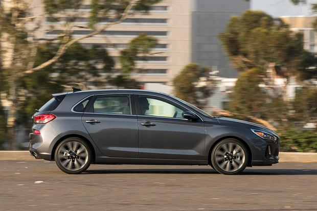2018 Hyundai Elantra GT: First Drive Review featured image large thumb2