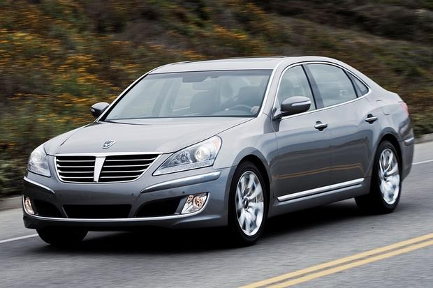 2012 Hyundai Equus: New Car Review featured image large thumb0