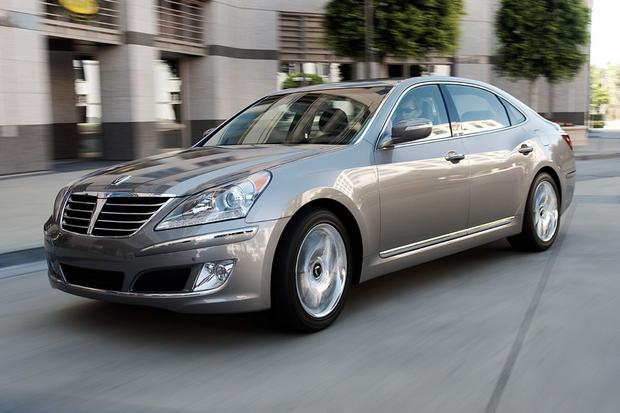 2012 Hyundai Equus: New Car Review featured image large thumb2