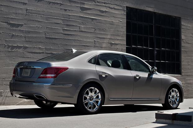 2012 Hyundai Equus: New Car Review featured image large thumb5