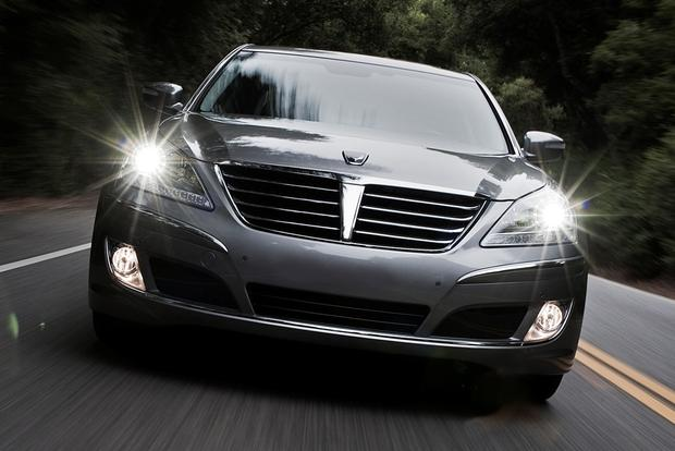 2013 Hyundai Equus New Car Review Autotrader