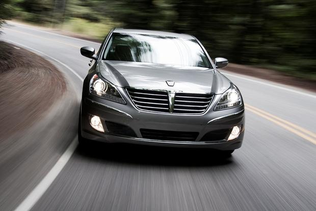 2012 Hyundai Equus: New Car Review featured image large thumb7