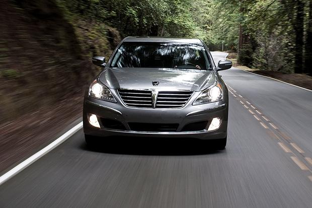2012 Hyundai Equus: New Car Review featured image large thumb8